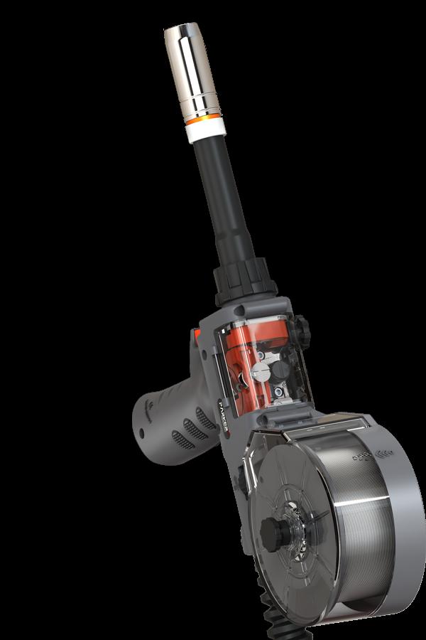Duragrip Auto-Voltage Spool-On